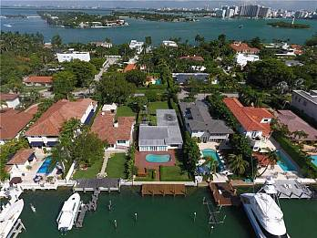 160 s hibiscus dr. Homes for sale in Miami Beach