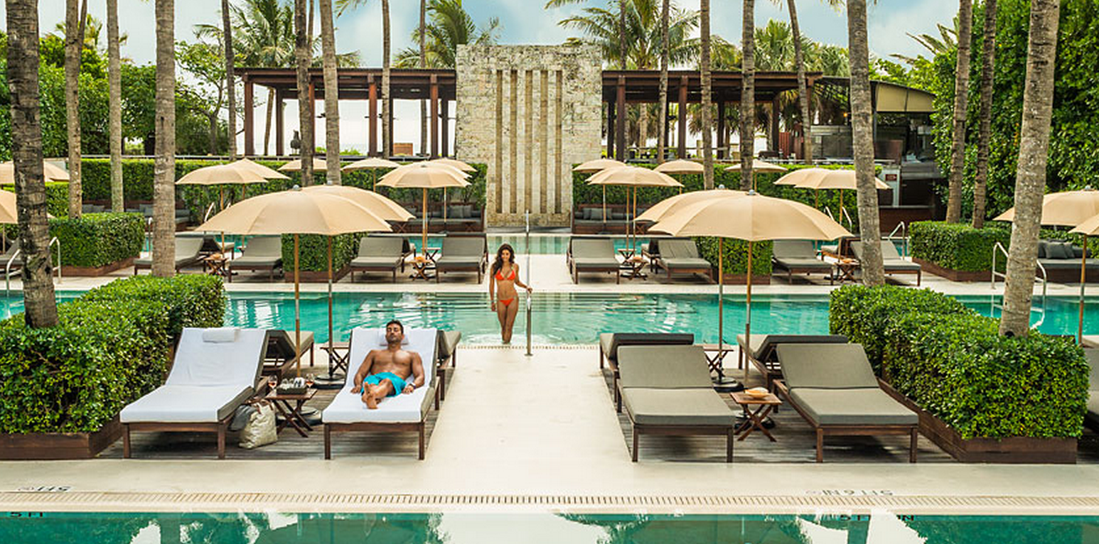 The setai miami beach delivers six star amenities sky five properties