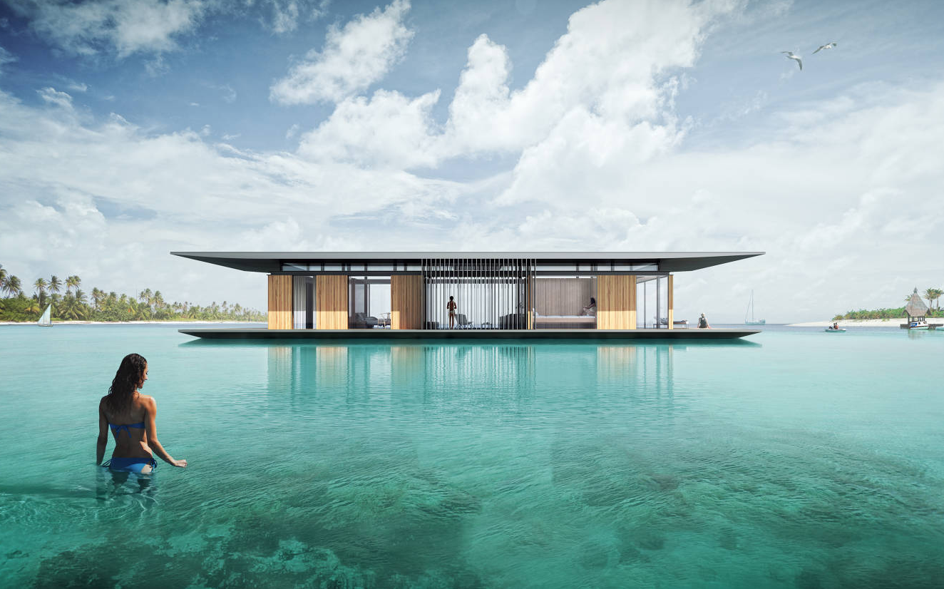 Why Floating Homes Are Perfect for Elon Musk | Sky Five