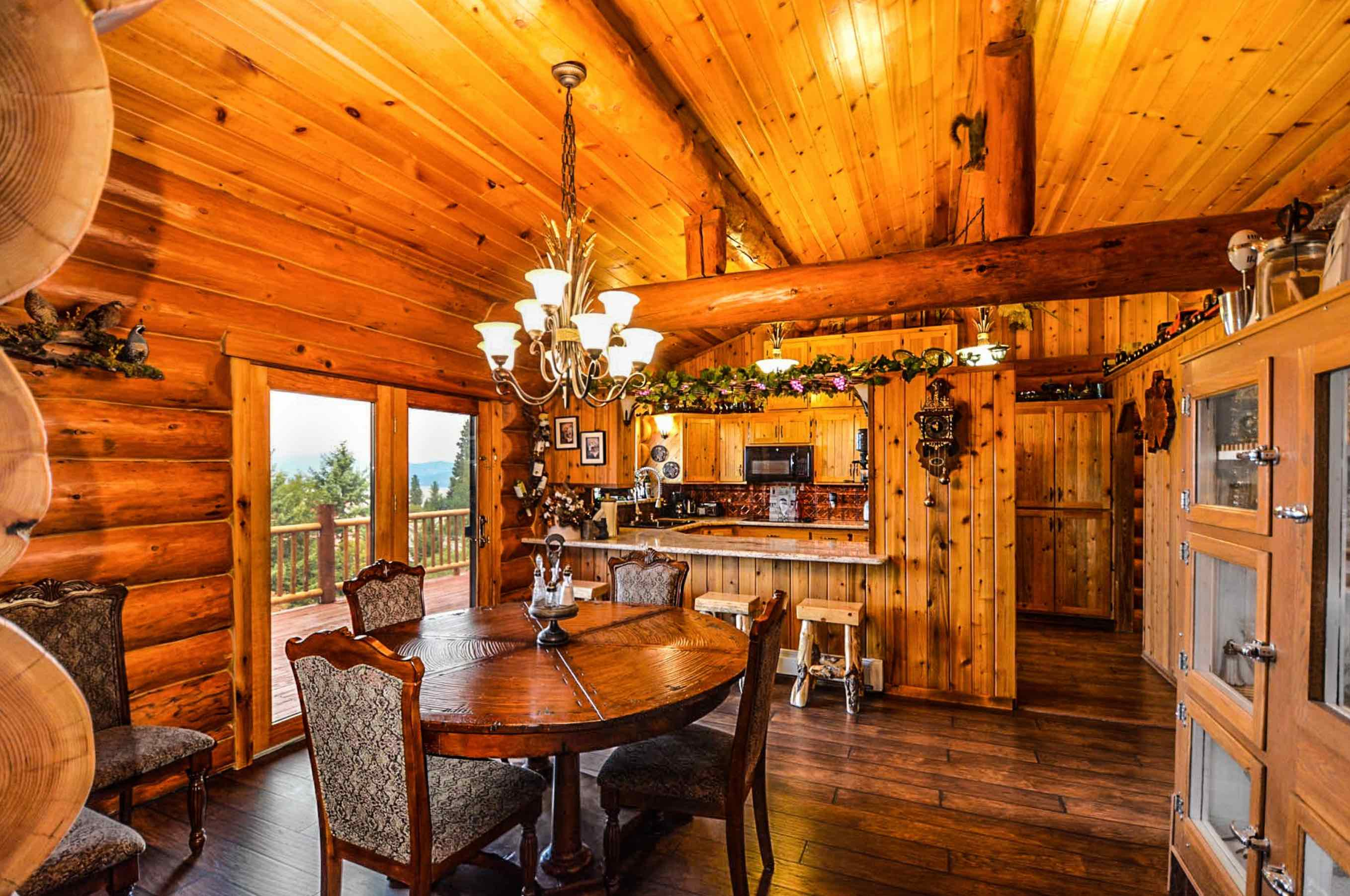 Rustic Style Cozy Cabin Decor Ideas