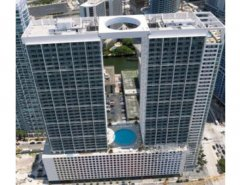 500 Brickell Tower 2. Condominiums for sale