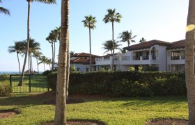 Seaside Villas. Condominiums for sale in Fisher Island