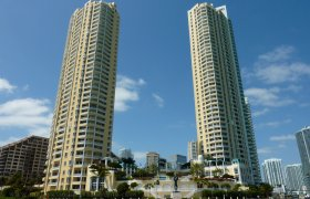 Three Tequesta Point. Condominiums for sale in Brickell