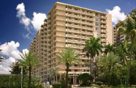 The Plaza. Condominiums for sale in Bal Harbour
