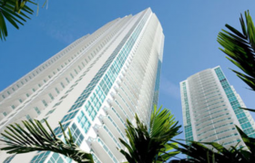 The Plaza on Brickell. Condominiums for sale