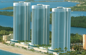 Trump Tower Sunny Isles. Condominiums for sale