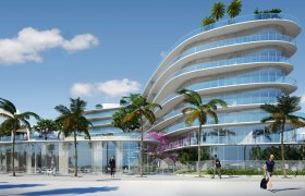 One Ocean South Beach. Condominiums for sale
