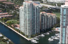 Aventura Marina. Condominiums for sale in Aventura