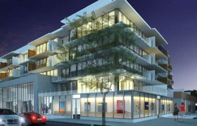 Palau Sunset Harbour. Condominiums for sale in South Beach
