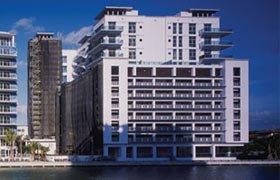 Aqua Allison Island - Chathan Building. Condominiums for sale in Miami Beach