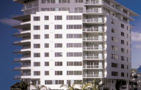 Aqua Allison Island - Gorlin Building. Condominiums for sale in Miami Beach