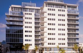 Aqua Allison Island - Spear Building. Condominiums for sale in Miami Beach