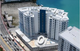 Nobe Bay. Condominiums for sale in Miami Beach