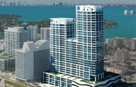 Canyon Ranch - North Tower. Condominiums for sale in Miami Beach