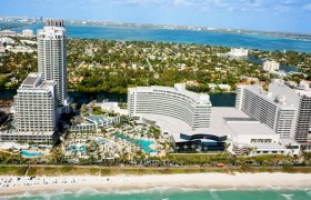 Fontainebleau III Sorrento. Condominiums for sale in Miami Beach