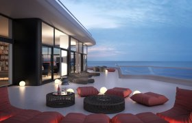Faena House. Condominiums for sale in Miami Beach