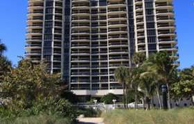 Bal Harbour Tower. Condominiums for sale in Bal Harbour