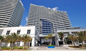 Fort Lauderdale W Residences. Condominiums for sale