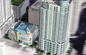 Met 1Miami. Condominiums for sale