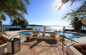Bayside Village. Condominiums for sale in Fisher Island