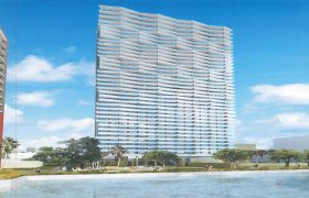 Icon Bay. Condominiums for sale in Edgewater & Wynwood