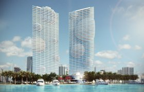 Paraiso Bay Miami. Condominiums for sale