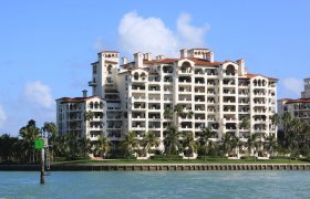 Bayview. Condominiums for sale in Fisher Island