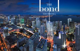 The Bond at 1080 Brickell. Condominiums for sale