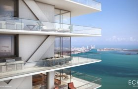 Echo Brickell. Condominiums for sale in Brickell