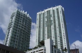 Brickell on the River South. Condominiums for sale