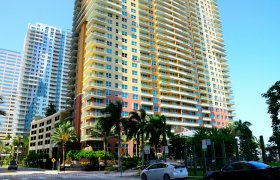 The Mark on Brickell. Condominiums for sale