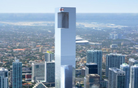 One Brickell. Condominiums for sale