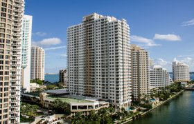 Courts Brickell Key. Condominiums for sale