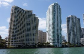 One Tequesta Point. Condominiums for sale in Brickell