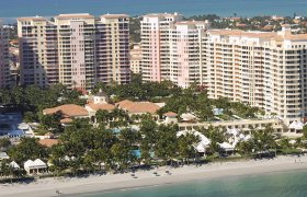 Ocean Club Tower 1. Condominiums for sale in Key Biscayne