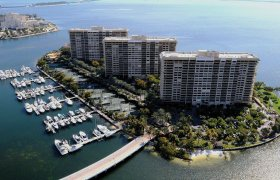 Grove Isle Coconut Grove. Condominiums for sale