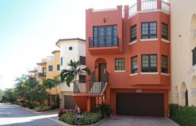 Cloisters Coconut Grove. Condominiums for sale