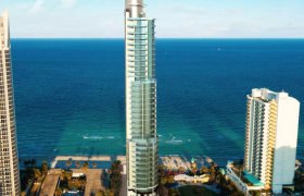 Chateau Beach Residences. Condominiums for sale