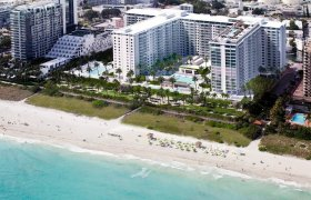 1 Hotel and Homes. Condominiums for sale in South Beach