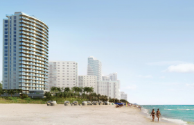 Apogee Beach. Condominiums for sale in Hollywood