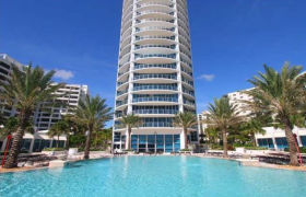 Ocean Palms Hollywood. Condominiums for sale