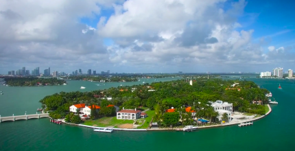 Star Island Miami homes