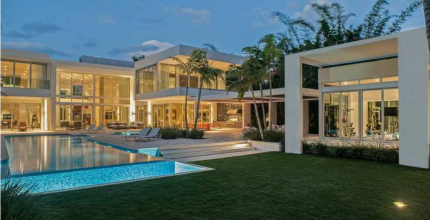 Palm Island Miami Beach homes