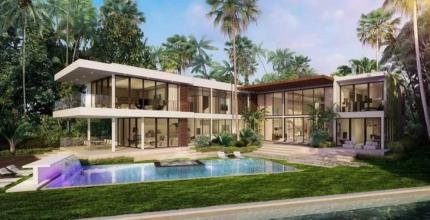 Bay Point Miami homes