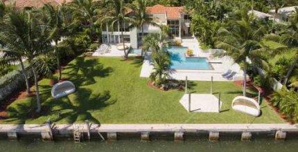 Morningside Miami homes