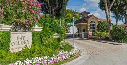 Bay Colony Fort Lauderdale homes