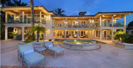 Las Olas Isles homes